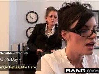 Bang.com: Allie Haze Is a Fuck Machine