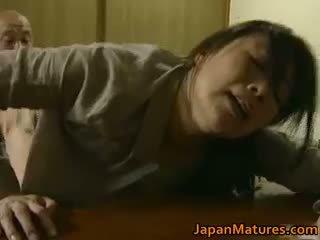 ญี่ปุ่น แม่ผมอยากเอาคนแก่ has บ้า เพศ ฟรี jav part1