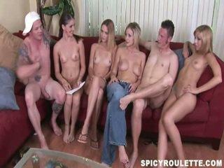 genç sex, grup seks, gençler