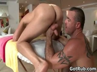 Smooth Assed Guy Gets Astounding Gay Massage 6 By Gotrub
