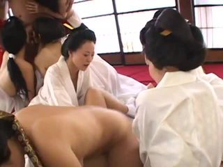 Japanse sluts in hardcore action