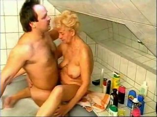 Just Another Day Fucking A Nasty German Grandma