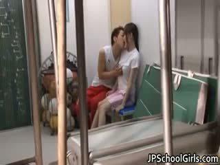 Japanilainen Koulutyttö