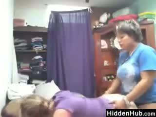 voyeur, lesbiete, slēptās cams