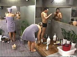 Bb2norswe 020406 Mixed Group Nudity Shower