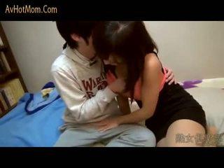 sexo oral, japonés, adolescentes