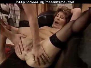porn, granny, german