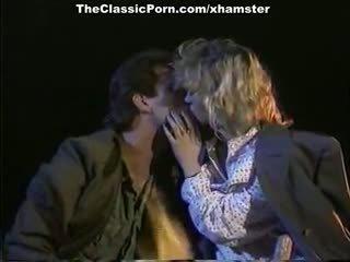 Julianne james, tracey adams, aja in vintage porno scène