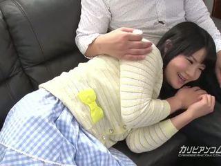 Perfekt stimulation til unge hottie ami ooya: gratis porno 66
