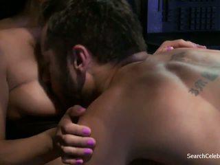 Jazy Berlin and Cassandra Cruz nude - Lust in Space