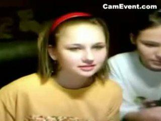 كاميرات الويب, الهاوي, في سن المراهقة