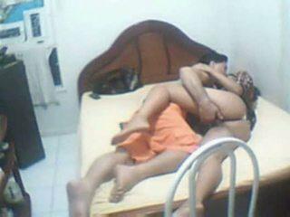 Ινδικό ζευγάρι που πιάστηκε σπίτι sextape