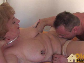 Babičky doc s velký kozičky, volný pinxta vysoká rozlišením porno 9b