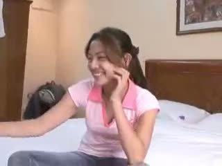 Filipina virgin gets deflowered 上 camera 由 变态