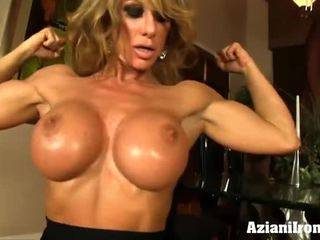 big, big boobs, fitness