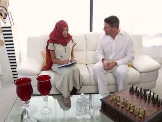 árabe, massagem, indiano