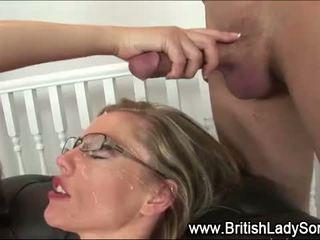 tudo sexo grupal qualidade, assistir britânico qualquer, verificar ejaculação