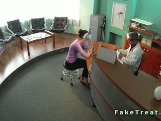 Security cam sex in fake hospital