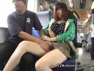 日本语 公 亚洲人 性别 在 该 火车