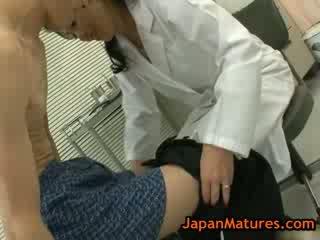 ゴージャス 成熟した natsumi kitahara does