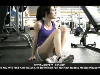 sukan, gym