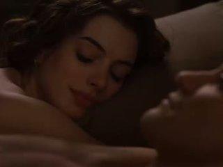 Anne hathaway sesso scene da amore e altro