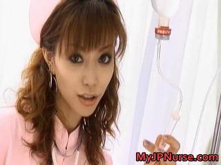 Akane hotaru hawt 亞洲人 護士 是 熱 bitc