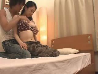 Japán anya likes neki stepson egy sok videó