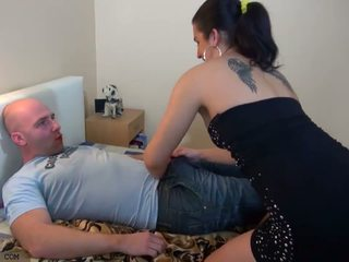 OldNanny Old hairy mature and pretty t...
