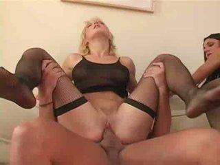 Amateur kwartet neuken anaal