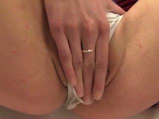 Piss: urinējošas loving jauns wetting viņai apakšbiksītes