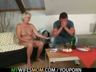 His wife comes in and sees him fucking...