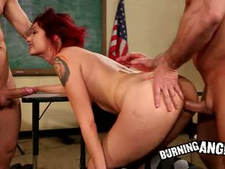 Young Girl fucked in Class Room