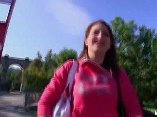 Remaja babe fucked dalam yang negara untuk wang video