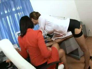 Two secretaries