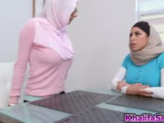 Taboo Is The Arab Pornstar Mia Khalifas Middle Name!
