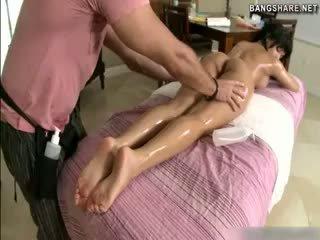 Teen Abella Anderson Riding Cock