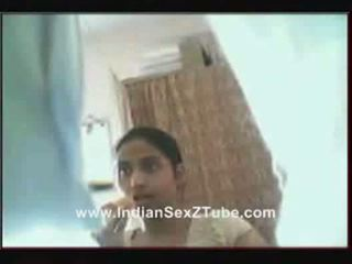 Telugu girl doing everything for lover in home yahoocam