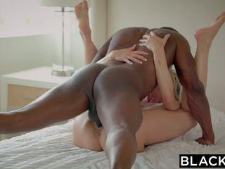 Blacked ঠকানো মিলফ brandi loves প্রথম বিশাল কালো বাড়া