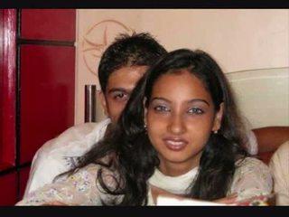 приятел, момиче, индийски