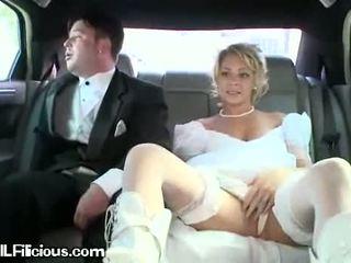 līgava, auto, brides
