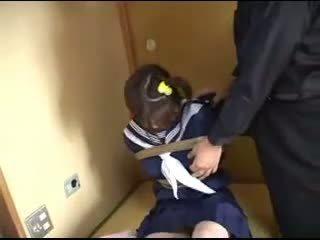 japānas, meitene, verdzība