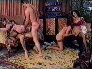 French Mature gets Dped - Vintage, Free Porn 2e