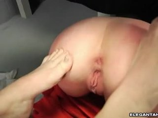 Bobbi Starr And Lily Luvs Hawt Cell Mate Arse Stretching