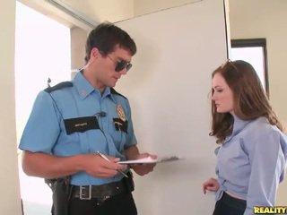 Heiß schulmädchen holly hansen wählen nach oben ein polizist