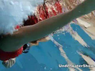 watersport, meest lichaam actie, u zwembad klem