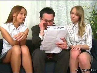 מזוין, תלמיד, סקס הארדקור, מין אוראלי