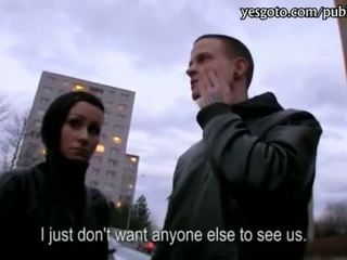Tsjechisch vriendin lucie threeway voor cash