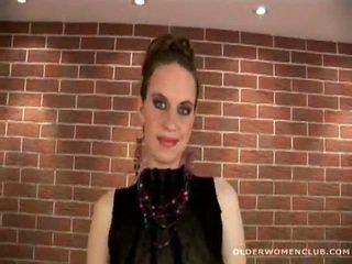 meer volwassen, nieuw aged lady neuken, mooi ervaren vrouwen porno