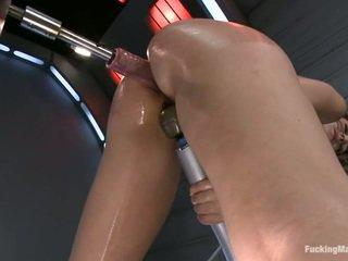 hardcore sex, nice ass, toys, double penetration